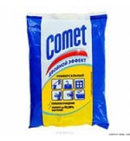 "Чистящее средство ""Comet"" в пакетиках 400гр."