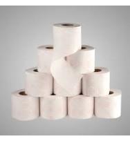 Бумага туалетная Белоснежка, 40м, белая