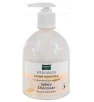 Жидкое мыло Domix, белый шоколад 500мл