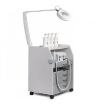 Профессиональный стол для педикюрного и косметологического кабинета