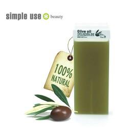 Воск с экстрактом масла оливы Simple Use, 100 мл