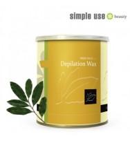 Воск классический с эфирным маслом лицеи, 800мл, банка, Simple Use
