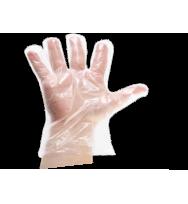 Полиэтиленовые перчатки 100 шт.