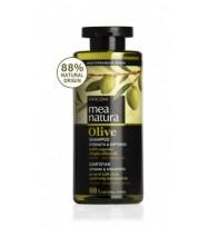 Шампунь MEA NATURA Olive, для сухих волос, 300 мл.