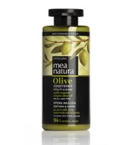 Кондиционер MEA NATURA Olive, для всех типов волос, 300 мл.