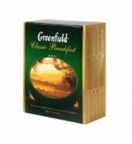 Чай черный Gf Classic Breakfast индийск., 100х2г