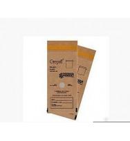 Крафт пакеты для стерилизации 150х250 мм, стер.бумажные самоклеящиеся с индикатором.100 шт/уп
