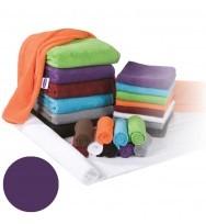 Полотенце махровое, 100x180 см,фиолетовое, Beautyfor