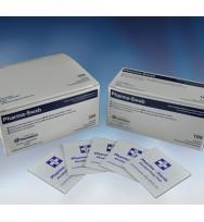 Салфетки спиртосодержащие, стерильные 100/упак.Farmaktiv