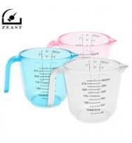 Мерный стакан пластиковый 300 мл, прозрачный