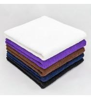 Полотенце махровое, 70x140см, темно-синее, Beautyfor