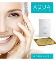 Аппликация гидрогелевая стерильная маска для лица, 4 шт/упак.