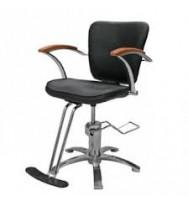 """Гидравлическое кресло клиента """"AB11"""", коричневое"""