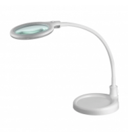 Лампа-лупа LED 2014+2R 6027, увеличение 3 диоптрий, 9 Вт, Beautyfor