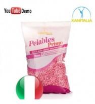 Воск в гранулах, Розовый , PELABLES PRIMO в гранулах 800 г, Xanitalia