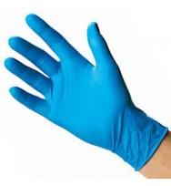 Перчатки нитриловые, 100 шт./уп, Nitrilex диагностические, нестерильные, неопудренные синий р-р M