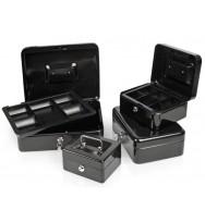 Ящик для денег 150х110х75мм, черный