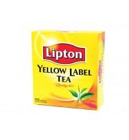 Чай Lipton, 100 х 2 г, в пакетиках